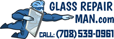 glass repair man chicago